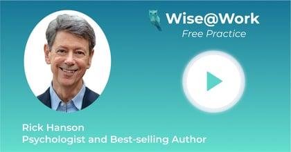Listen to Rick on Wise@Work