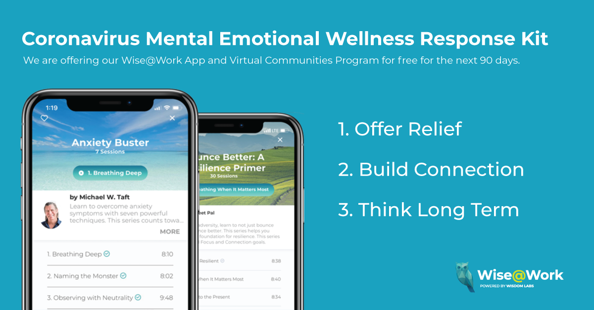Wisdom Labs' Mental Emotional Social Wellbeing Response Kit